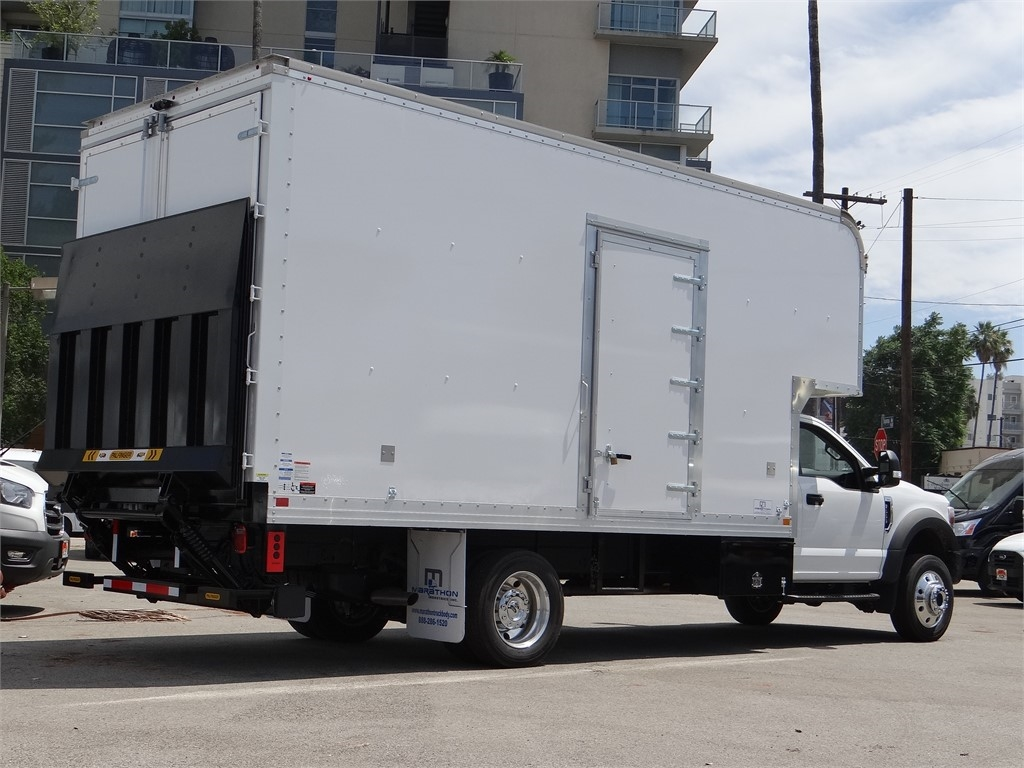 2020 Ford F-550 Regular Cab DRW 4x4, Marathon Dry Freight #G00607 - photo 1