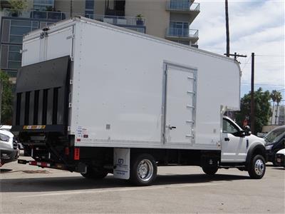 2020 Ford F-550 Regular Cab DRW 4x4, Marathon FRP Dry Freight #G00607 - photo 2