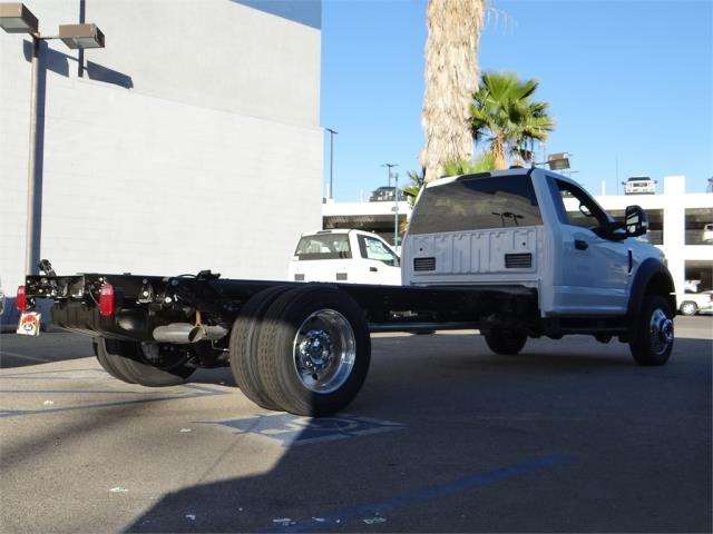 2020 F-550 Regular Cab DRW 4x4, Cab Chassis #G00644 - photo 1