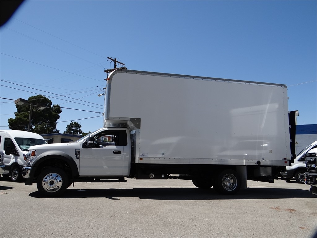 2020 Ford F-550 Regular Cab DRW 4x4, Marathon FRP Dry Freight #G00644 - photo 3