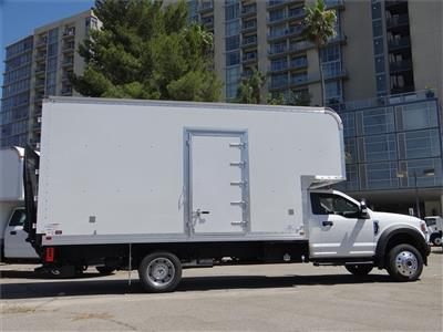 2020 Ford F-550 Regular Cab DRW 4x4, Marathon FRP Dry Freight #G00644 - photo 10