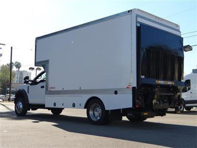2020 Ford F-550 Regular Cab DRW 4x4, American Truck Bodies Dry Freight #G00654 - photo 2