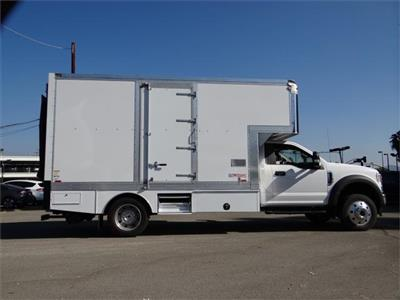 2020 Ford F-550 Regular Cab DRW 4x4, American Truck Bodies Dry Freight #G00654 - photo 9