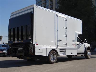 2020 Ford F-550 Regular Cab DRW 4x4, American Truck Bodies Dry Freight #G00654 - photo 10