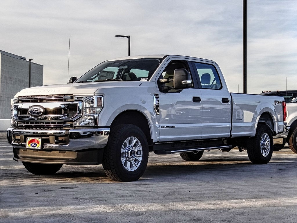 2020 F-350 Crew Cab 4x4, Pickup #G00766 - photo 1