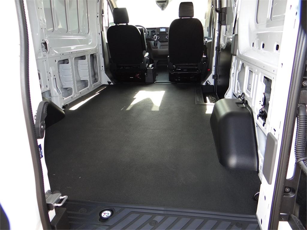 2020 Transit 150 Med Roof RWD, Empty Cargo Van #G00778 - photo 2