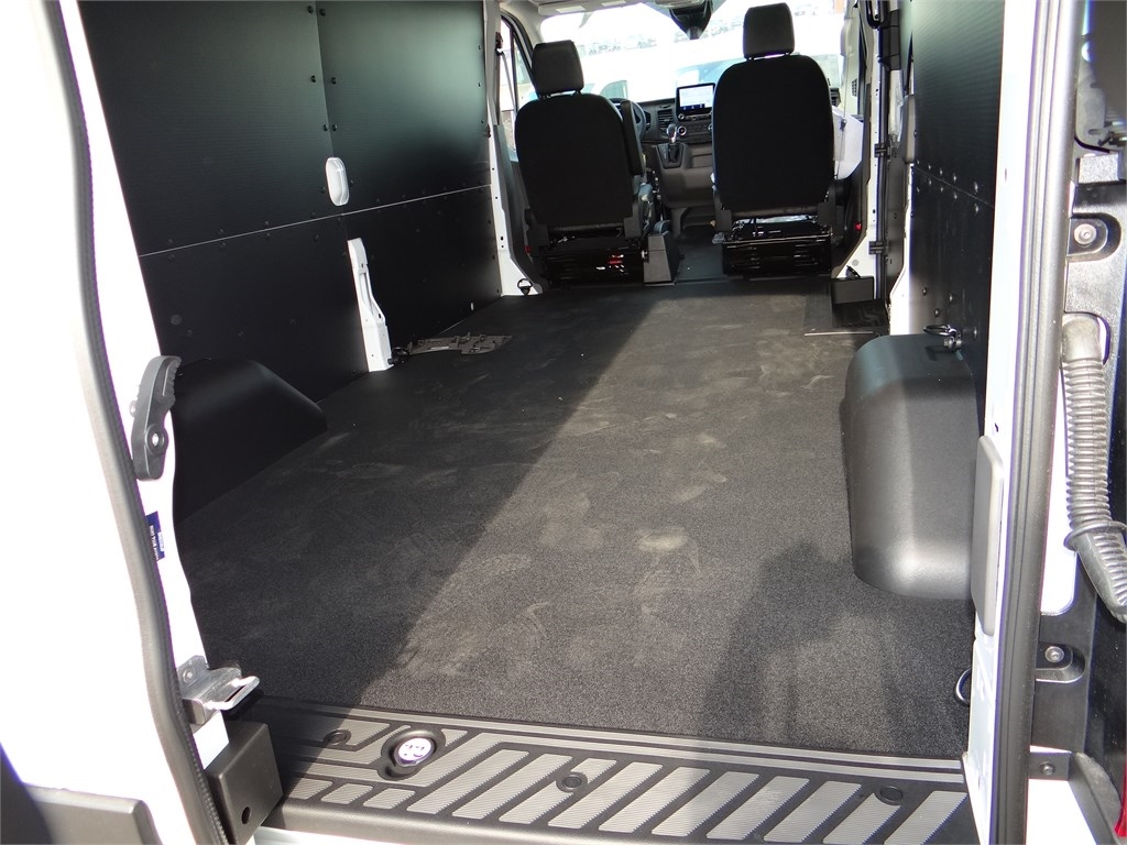 2020 Transit 150 Med Roof RWD, Empty Cargo Van #G00779 - photo 1