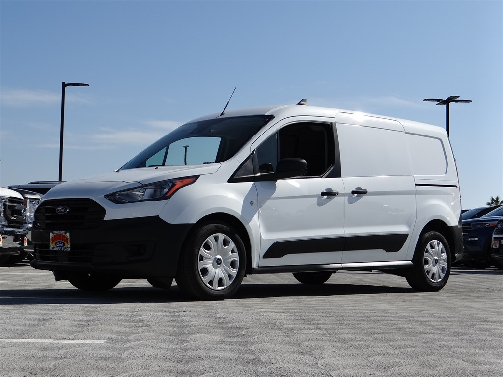 2020 Ford Transit Connect, Empty Cargo Van #G00780 - photo 1