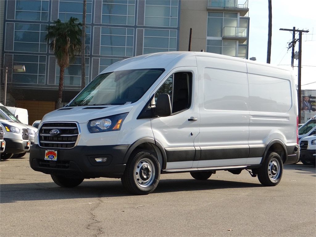 2020 Transit 150 Med Roof RWD, Empty Cargo Van #G00808 - photo 1