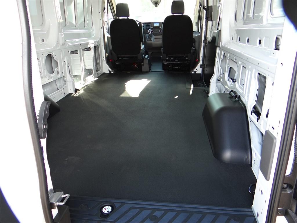 2020 Transit 250 Med Roof RWD, Empty Cargo Van #G00809 - photo 2