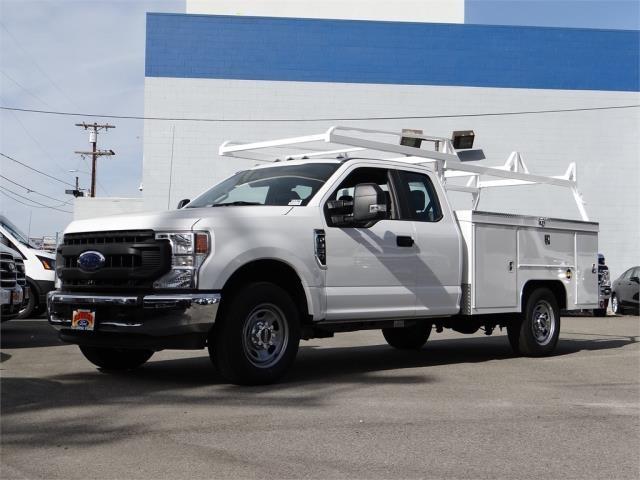 2020 Ford F-350 Super Cab 4x2, Scelzi Service Body #G00819 - photo 1