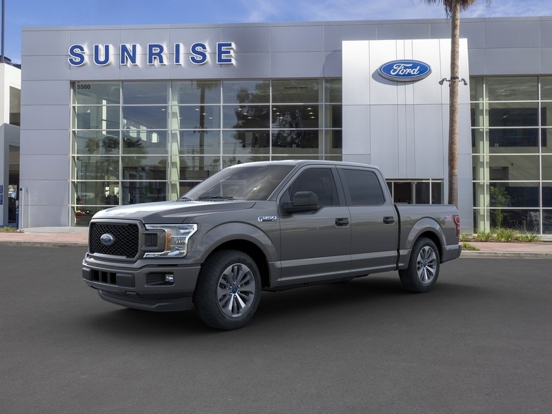 2020 Ford F-150 SuperCrew Cab 4x2, Pickup #G00873 - photo 1