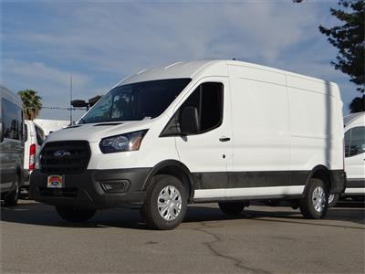 2020 Transit 350 Med Roof RWD, Empty Cargo Van #G00878 - photo 1