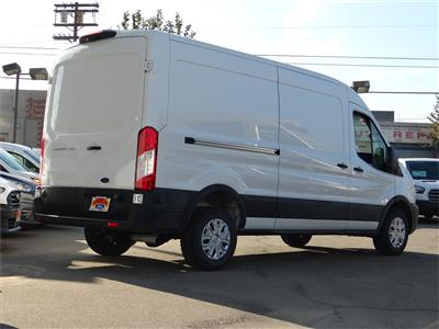 2020 Transit 350 Med Roof RWD, Empty Cargo Van #G00878 - photo 8