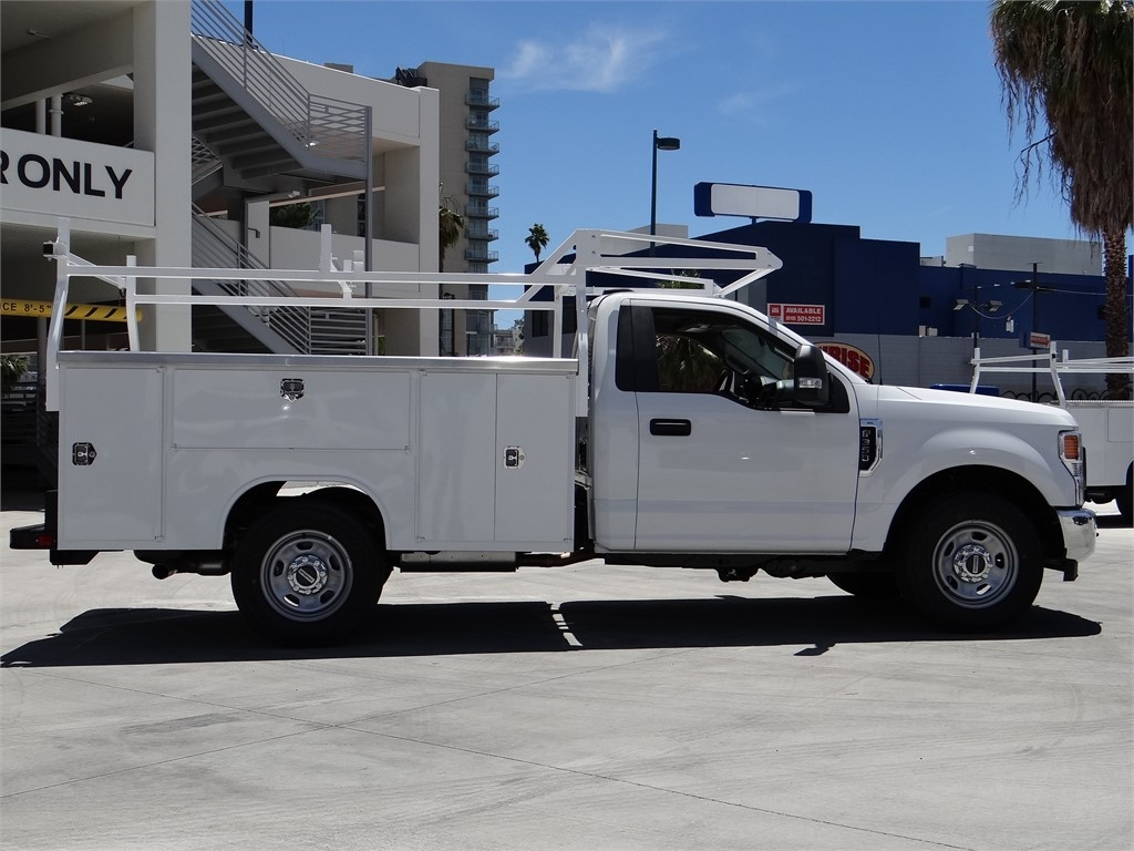2020 Ford F-350 Regular Cab 4x2, Harbor TradeMaster Service Body #G00921 - photo 9