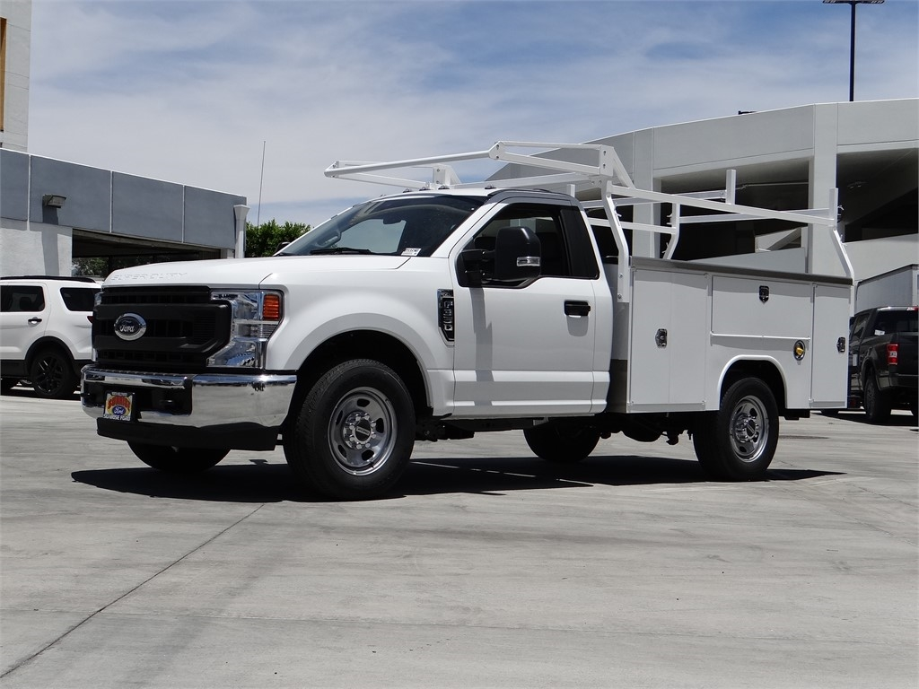 2020 Ford F-350 Regular Cab 4x2, Harbor Service Body #G00921 - photo 1