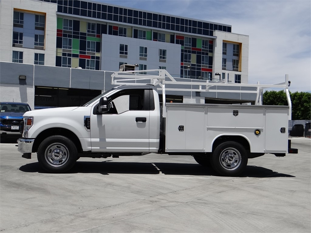 2020 Ford F-350 Regular Cab 4x2, Harbor TradeMaster Service Body #G00921 - photo 3