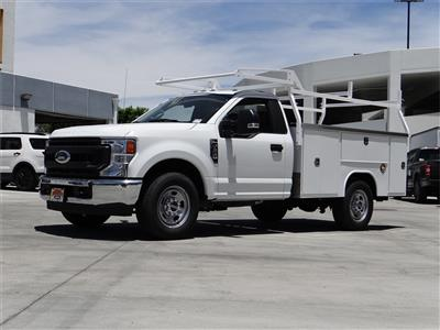 2020 Ford F-350 Regular Cab 4x2, Harbor TradeMaster Service Body #G00921 - photo 1