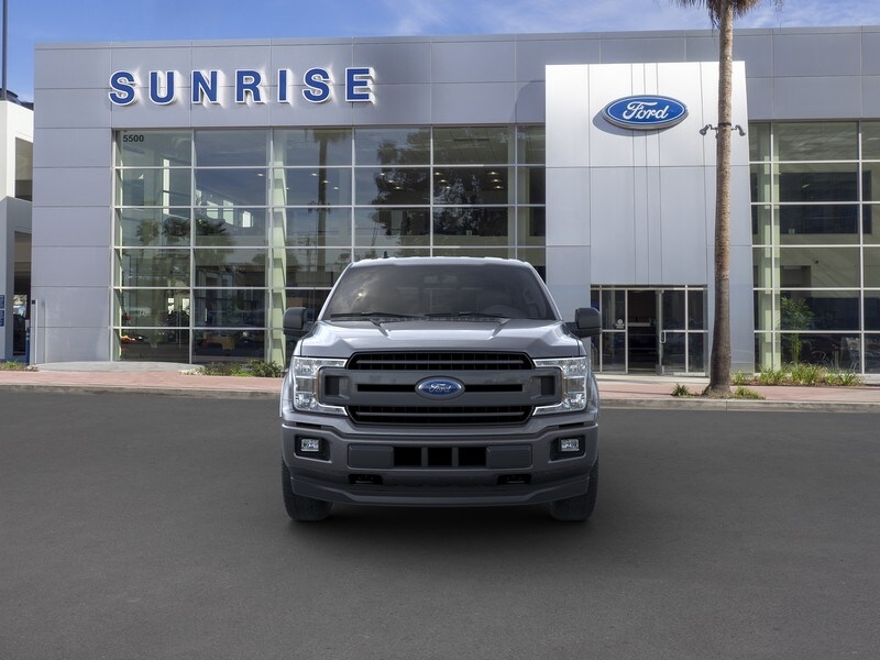 2020 F-150 SuperCrew Cab 4x4, Pickup #G00942 - photo 6