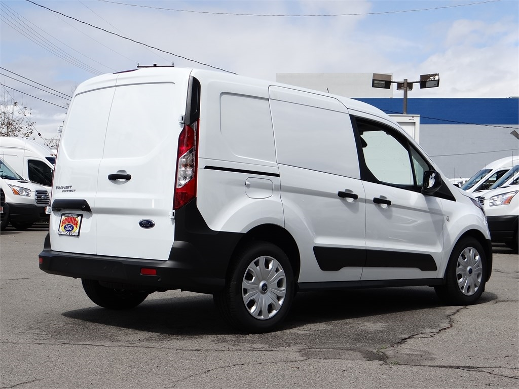 2020 Ford Transit Connect, Empty Cargo Van #G01034 - photo 9