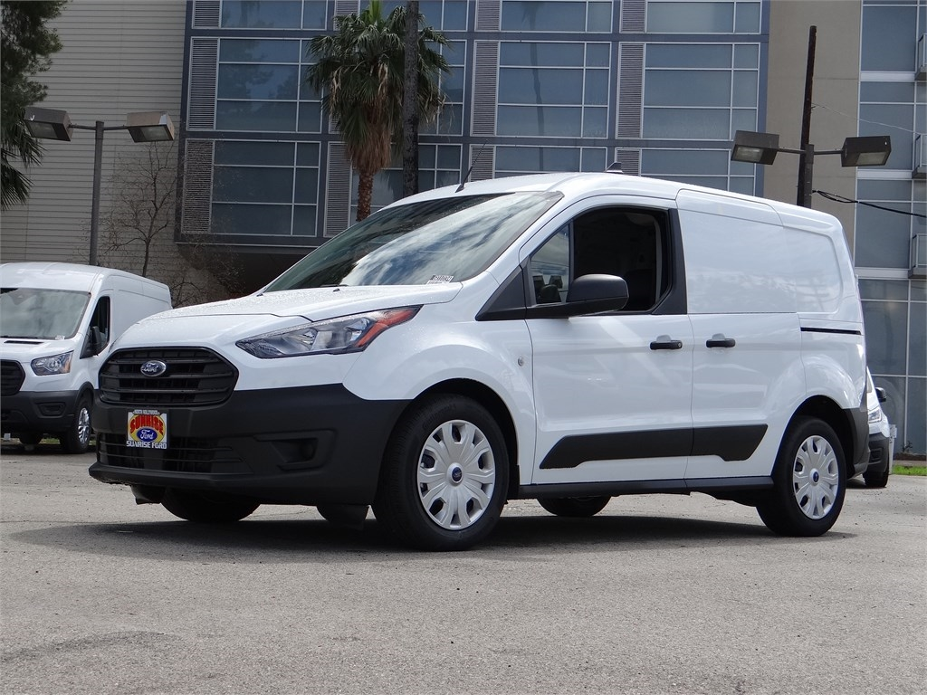 2020 Ford Transit Connect, Empty Cargo Van #G01034 - photo 1