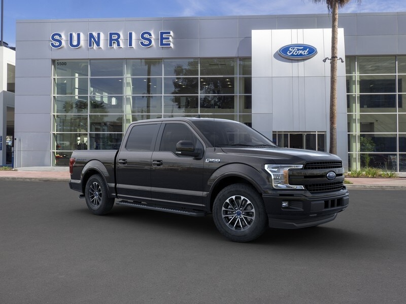 2020 F-150 SuperCrew Cab 4x2, Pickup #G01038 - photo 7