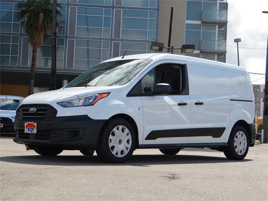 2020 Ford Transit Connect, Empty Cargo Van #G01108 - photo 1