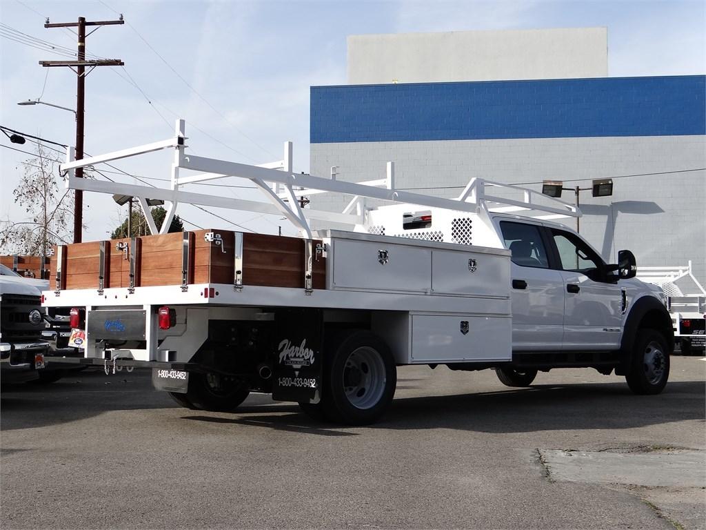 2020 F-550 Crew Cab DRW 4x2, Harbor Contractor Body #G01157 - photo 1