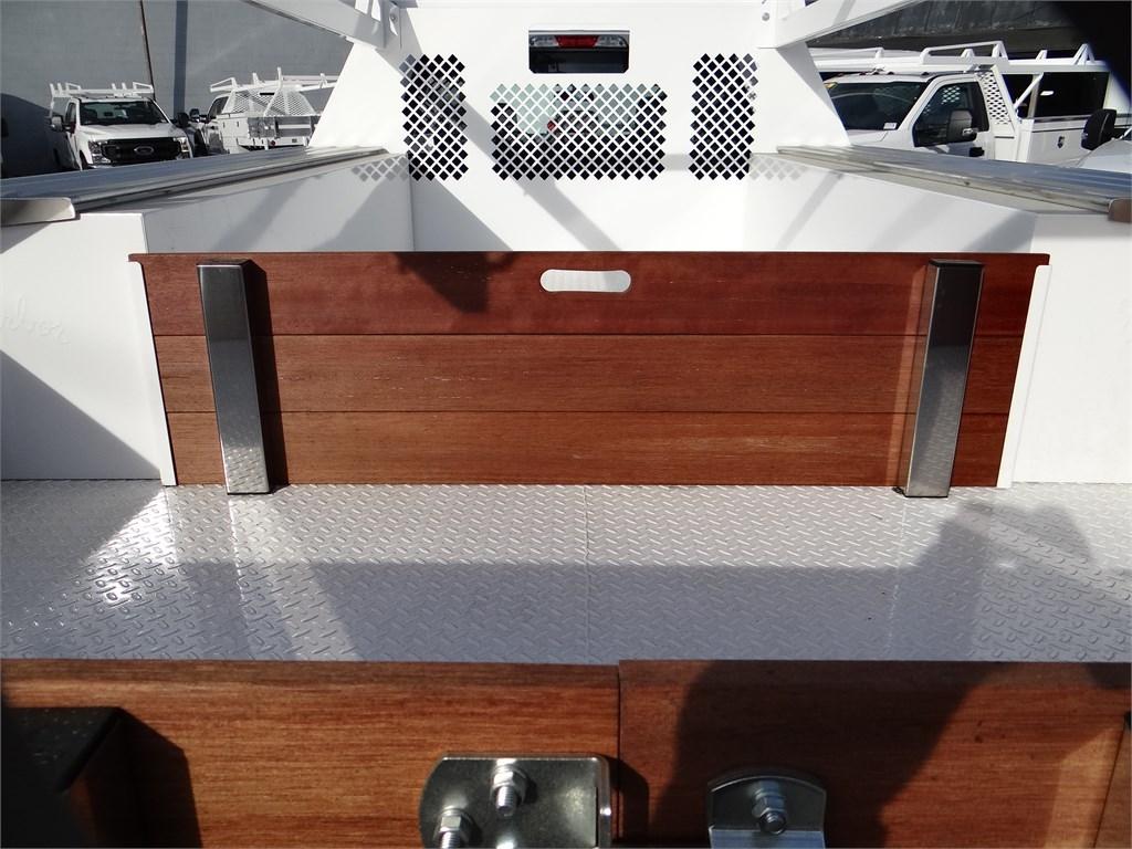 2020 Ford F-550 Crew Cab DRW 4x2, Harbor Standard Contractor Body #G01157 - photo 9
