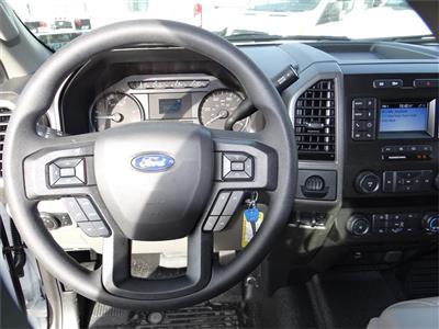 2020 Ford F-550 Crew Cab DRW 4x2, Harbor Standard Contractor Body #G01157 - photo 5