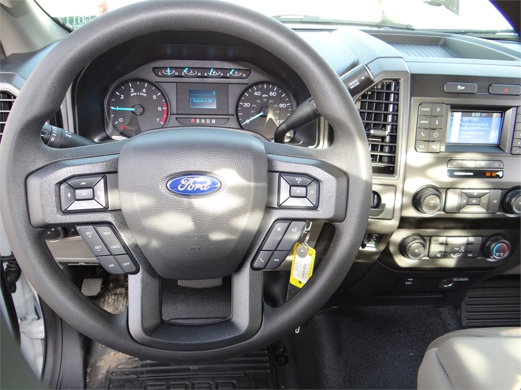 2020 F-350 Regular Cab DRW 4x2, Scelzi WFB Stake Bed #G01174 - photo 4