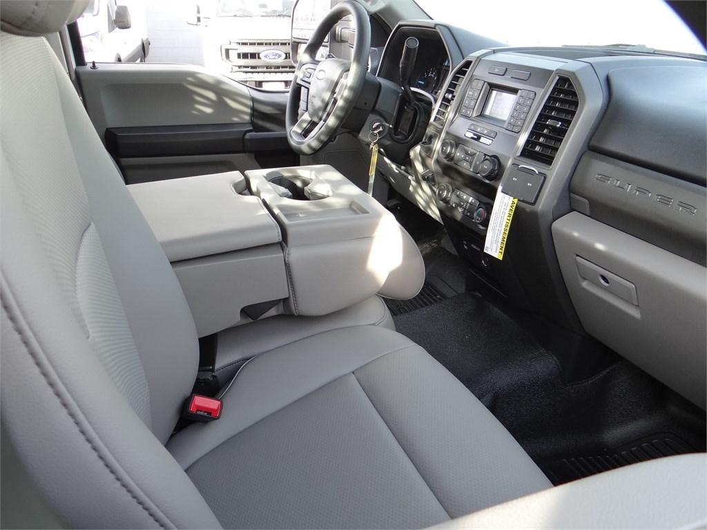 2020 F-350 Regular Cab DRW 4x2, Scelzi WFB Stake Bed #G01174 - photo 6