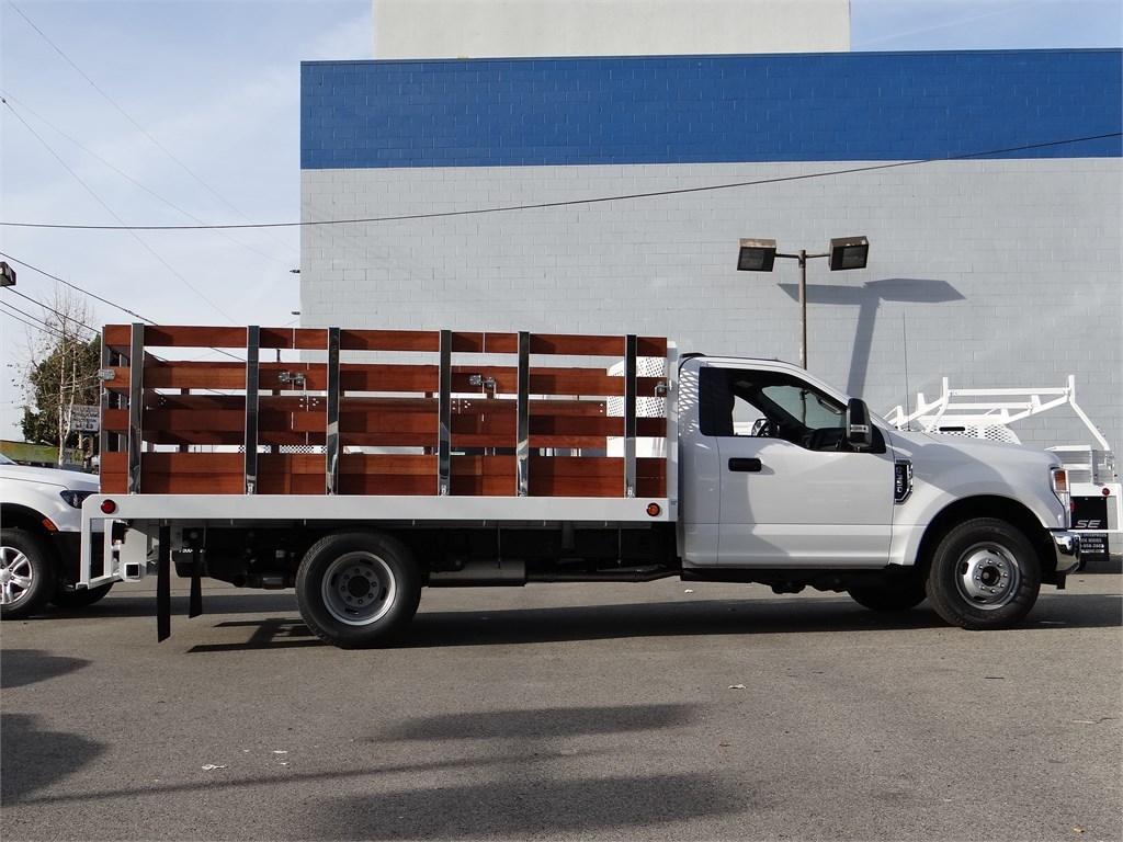 2020 F-350 Regular Cab DRW 4x2, Scelzi WFB Stake Bed #G01174 - photo 8