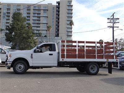 2020 F-350 Regular Cab DRW 4x2, Scelzi WFB Stake Bed #G01174 - photo 2
