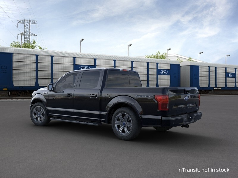 2020 F-150 SuperCrew Cab 4x2, Pickup #G01247 - photo 2