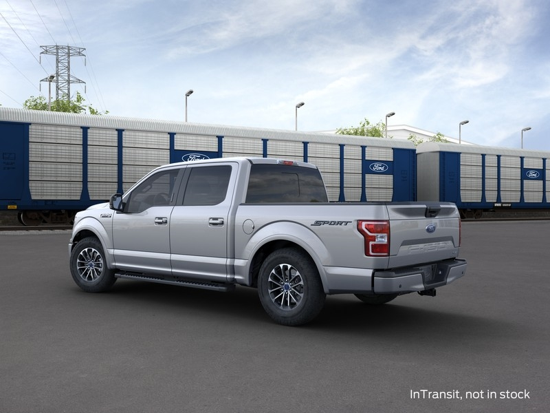 2020 F-150 SuperCrew Cab 4x2, Pickup #G01260 - photo 1