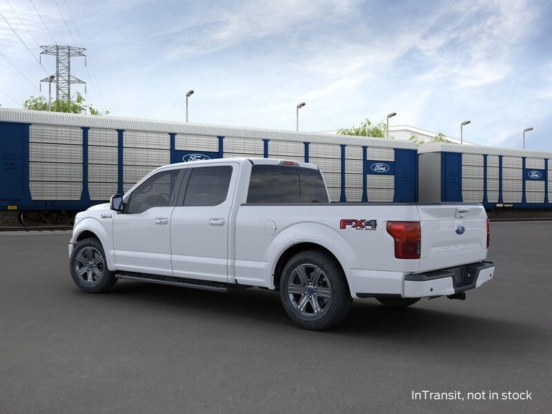 2020 F-150 SuperCrew Cab 4x4, Pickup #G01269 - photo 2