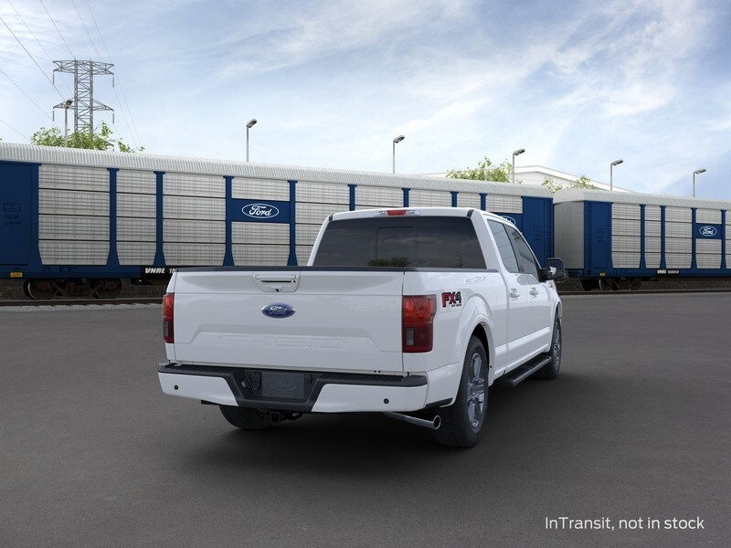 2020 F-150 SuperCrew Cab 4x4, Pickup #G01269 - photo 8