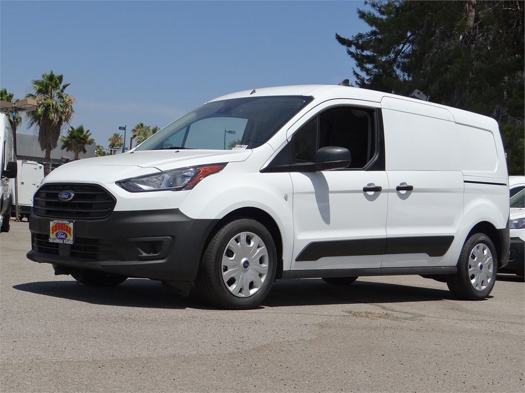 2020 Ford Transit Connect, Empty Cargo Van #G01286 - photo 1