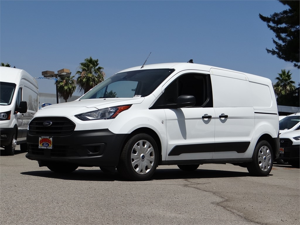 2020 Ford Transit Connect, Empty Cargo Van #G01296 - photo 1