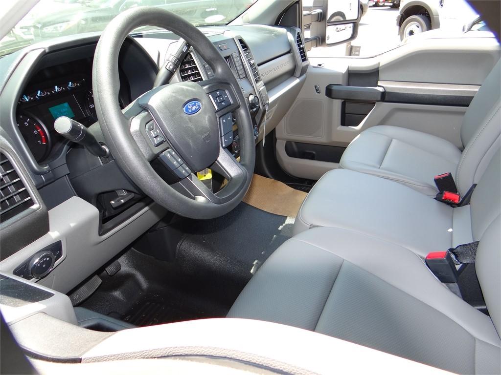 2020 Ford F-350 Regular Cab DRW 4x2, Scelzi WFB Stake Bed #G01314 - photo 4