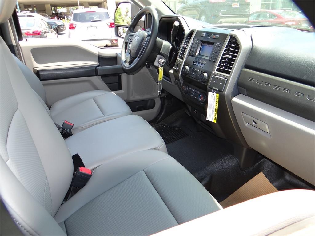 2020 Ford F-350 Regular Cab DRW 4x2, Scelzi WFB Stake Bed #G01314 - photo 8