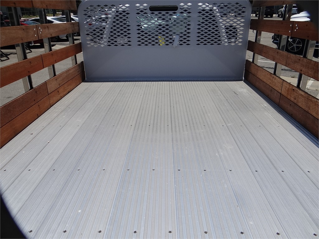 2020 Ford F-350 Regular Cab DRW 4x2, Scelzi WFB Stake Bed #G01314 - photo 9