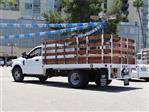2020 Ford F-350 Regular Cab DRW 4x2, Scelzi WFB Stake Bed #G01314 - photo 2