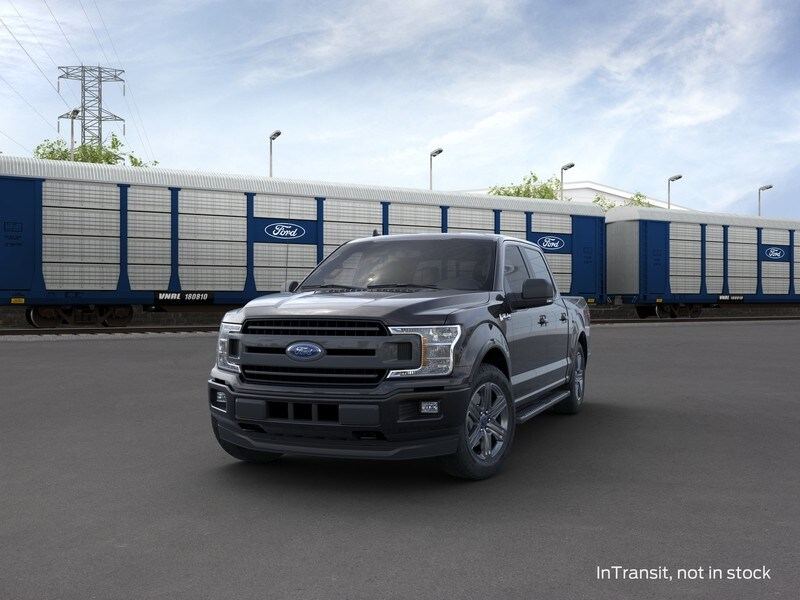 2020 F-150 SuperCrew Cab 4x4, Pickup #G01325 - photo 3