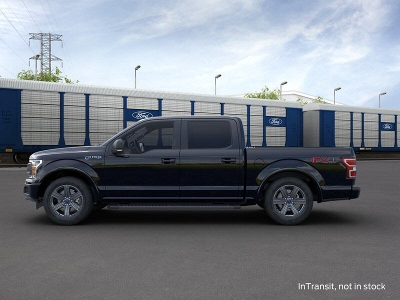 2020 F-150 SuperCrew Cab 4x4, Pickup #G01325 - photo 4