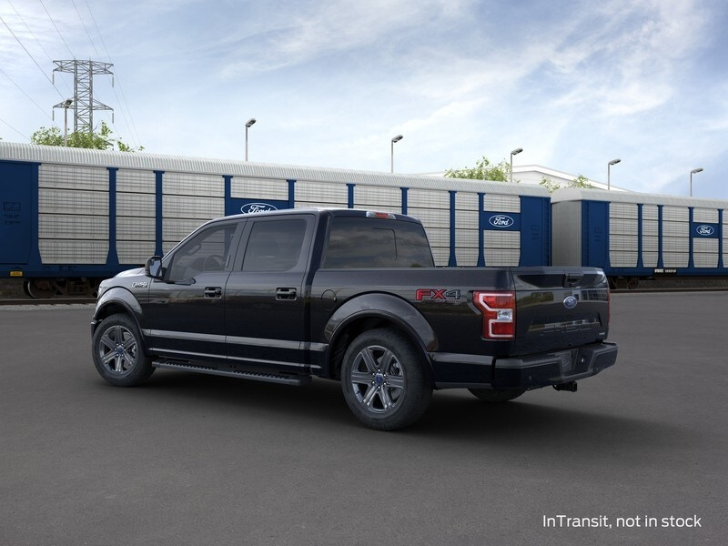 2020 F-150 SuperCrew Cab 4x4, Pickup #G01325 - photo 2