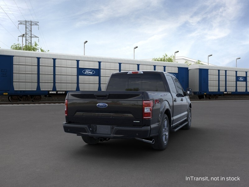 2020 F-150 SuperCrew Cab 4x4, Pickup #G01325 - photo 8
