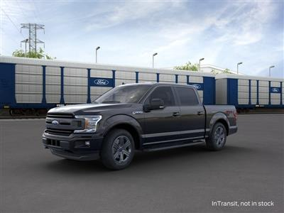 2020 F-150 SuperCrew Cab 4x4, Pickup #G01325 - photo 1