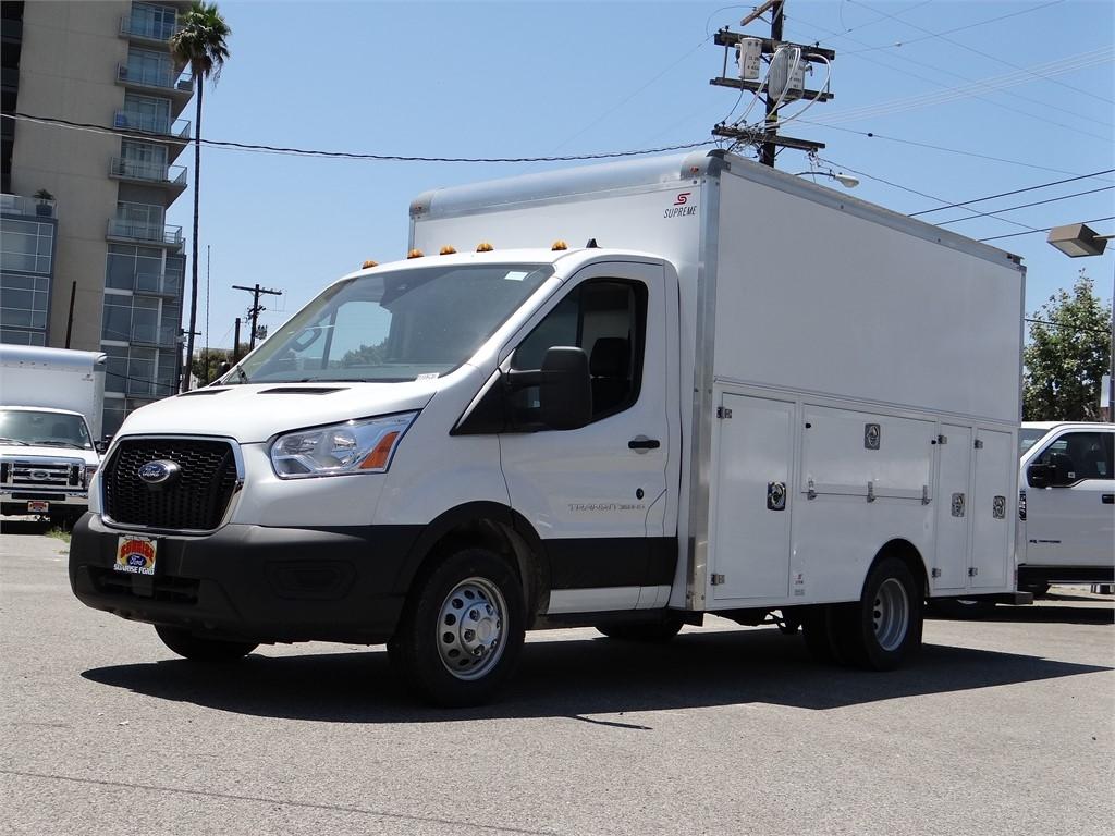 2020 Transit 350 HD DRW RWD, Supreme Spartan Service Utility Van #G01347 - photo 1